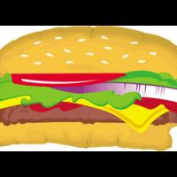 Yummy Burger! Balloon in a Box