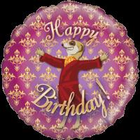 The Birthday Meerkat Balloon in a Box
