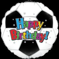 Football Happy Birthday Balloon in a Box