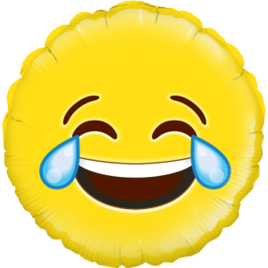 LOL Emoji Balloon in a Box