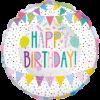Birthday Single Balloon Category