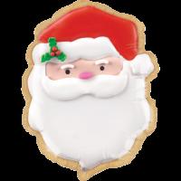 Santa Cookie Balloon in a Box