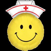 Nurse Emoji Balloon in a Box