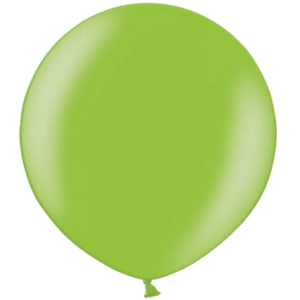 2ft Lime Green Giant Balloons Product Display