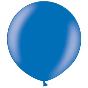 2ft Royal Blue Giant Balloons