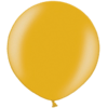 2ft Metallic Gold Giant Latex Balloon overview