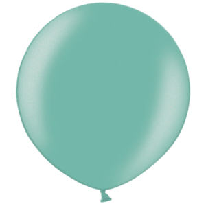 2ft Metallic Green Giant Latex Balloon Product Display