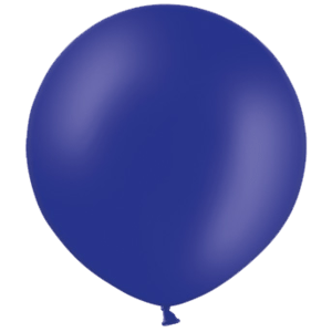 2ft Night Blue Giant Balloons Product Display