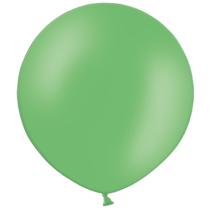 2ft Bright Green Giant Balloons Product Display