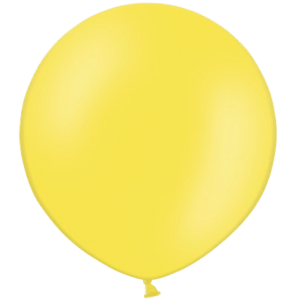 3ft Yellow Giant Balloons Product Display