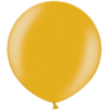 3ft Metallic Gold Giant Latex Balloon overview