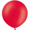3ft Red Giant Balloons overview