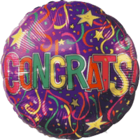 Congrats Streamers