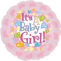 Baby Girl Hearts