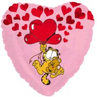 Garfield Hearts