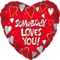 Somebody Loves You!!