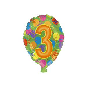 Three Party Balloon in a Box