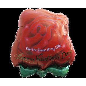 My Rose Valentine Balloon in a Box
