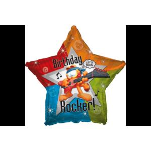 Superstar Garfield B'day Balloon in a Box