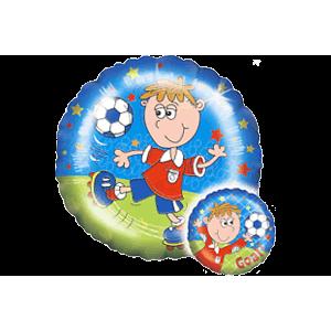 Football Crazy Balloon in a Box