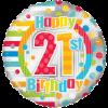 21st Birthday category