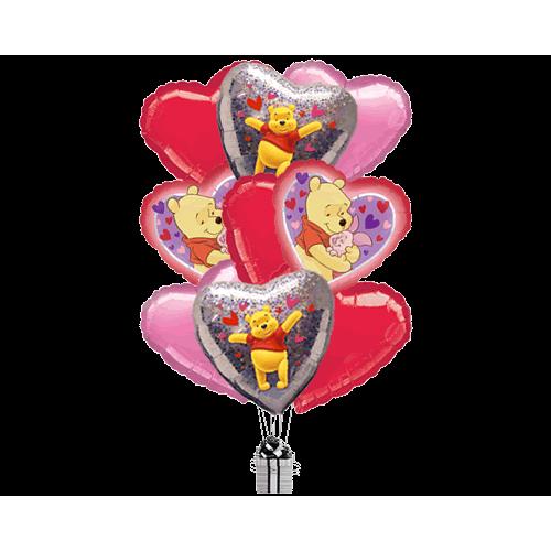 Winnie the Pooh Big Heart Hugs