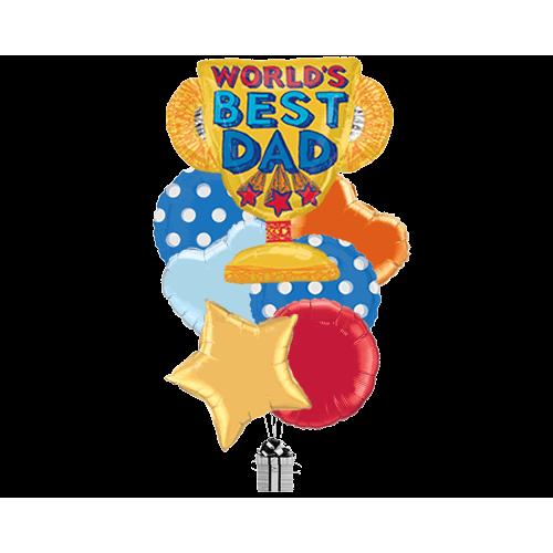 Birthday Balloon Explosion
