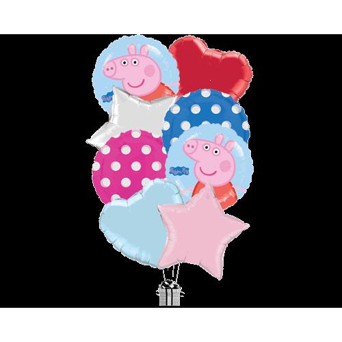 Peppa Pig Polka Dots