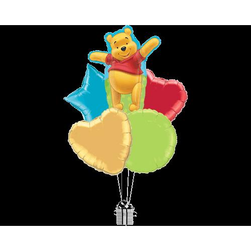 Winnie the Pooh Colourful