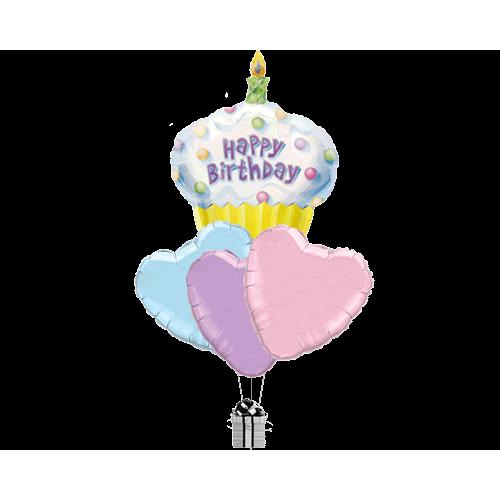Amazing Birthday Cupcake