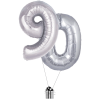 90th Birthday Single Balloon Category
