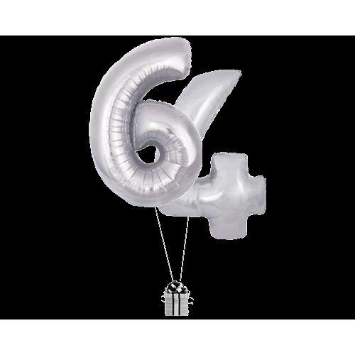 Silver 64 Big Numbers