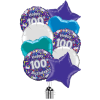 100th Birthday Single Balloon Category