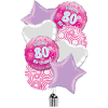 80th Birthday Single Balloon Category