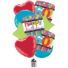 60th Birthday Single Balloon Category