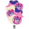 16th Birthday Single Balloon Category