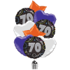 70th Birthday Single Balloon Category
