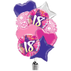 18th Birthday Single Balloon Category