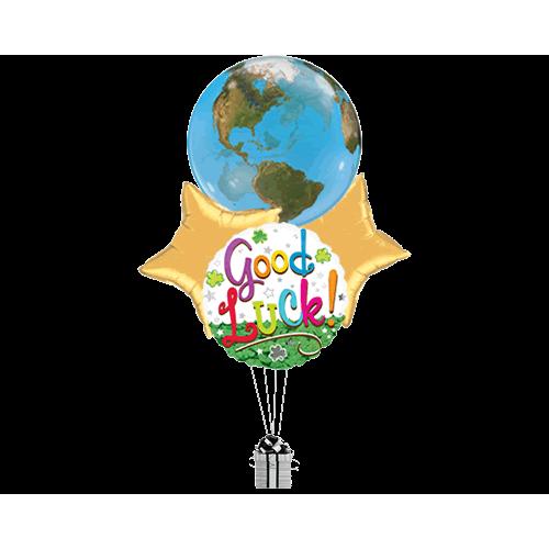 Good Luck Earth Bubble