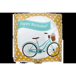 Happy Birthday Bike Balloon in a Box
