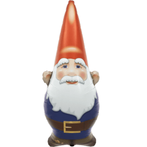 Birthday Gnome Surprise