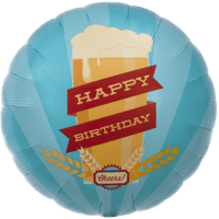Happy Birthday to Brew Balloon in a Box