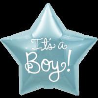 It's A Boy! Azure Star