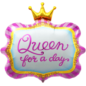 Royal Queen For A Day Crown