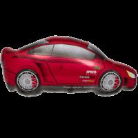 "33"" Red Sports Car Balloon in a Box"