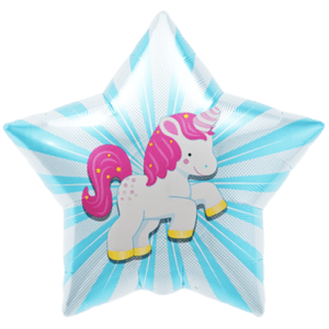 Fun Unicorn Balloon in a Box