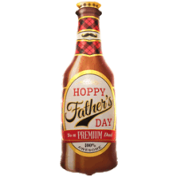 Hoppy Fathers Day Beer Balloon in a Box