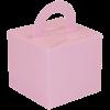 Pink Cardboard Box Weight