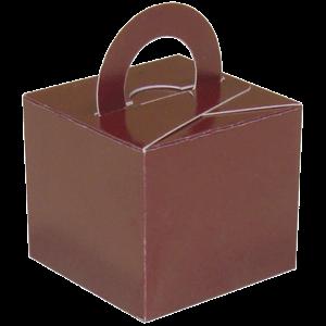 Chocolate Cardboard Box Weight Product Display