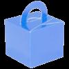 Light Blue Cardboard Box Weight